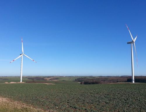 Zugang Windpark Methau – Betreuungsportfolio um Hersteller Repower erweitert