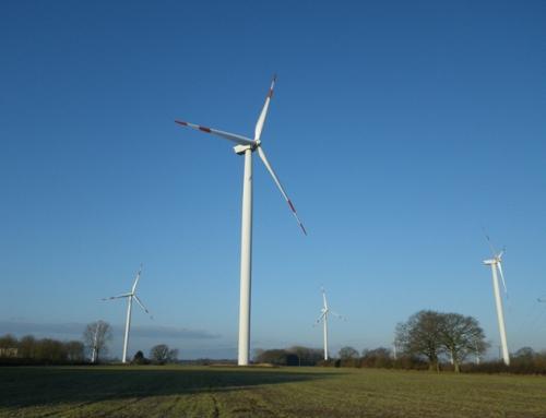 Heliotec jetzt auch in NRW – Übernahme Windpark Sendenhorst