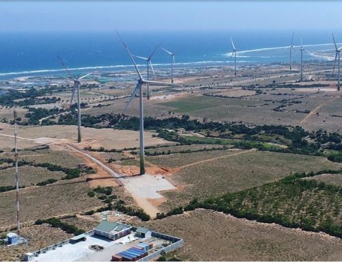 Mui Dinh –                                                  Windpark mit traumhafter Aussicht
